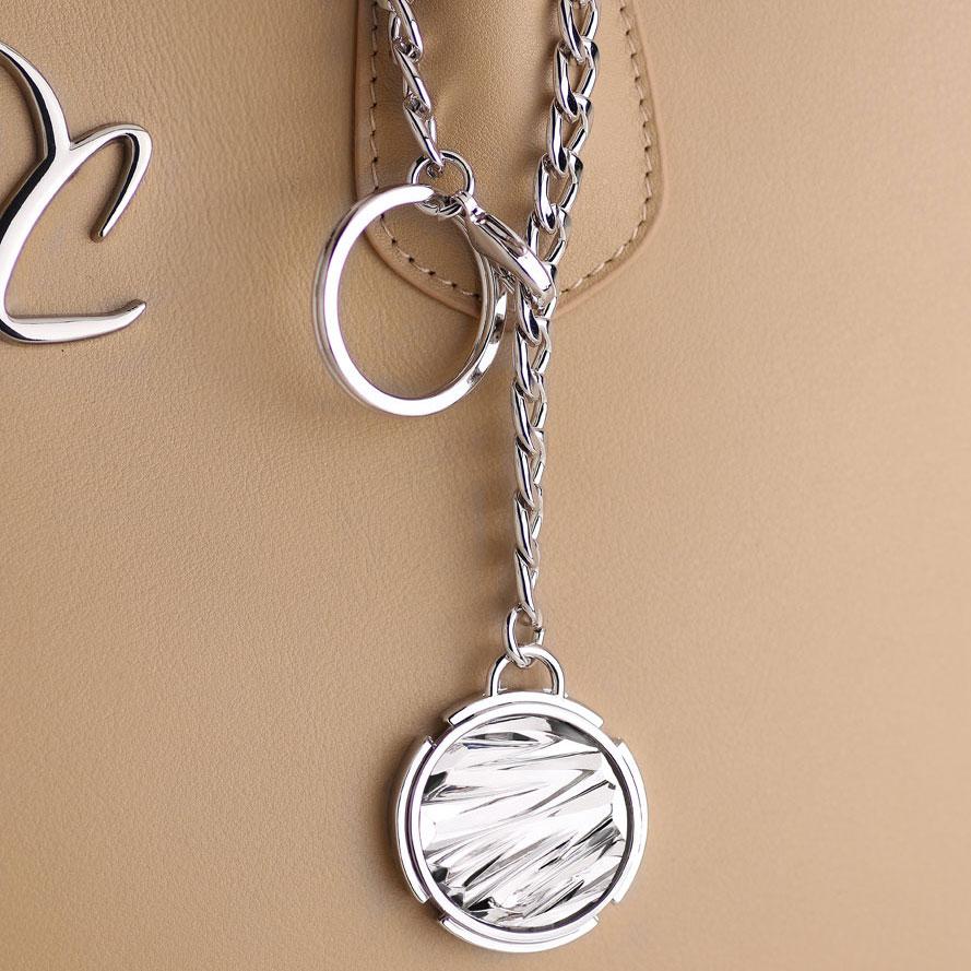 Cashs Crystal Atlantic Way Crystal Bag Charm and Key Ring