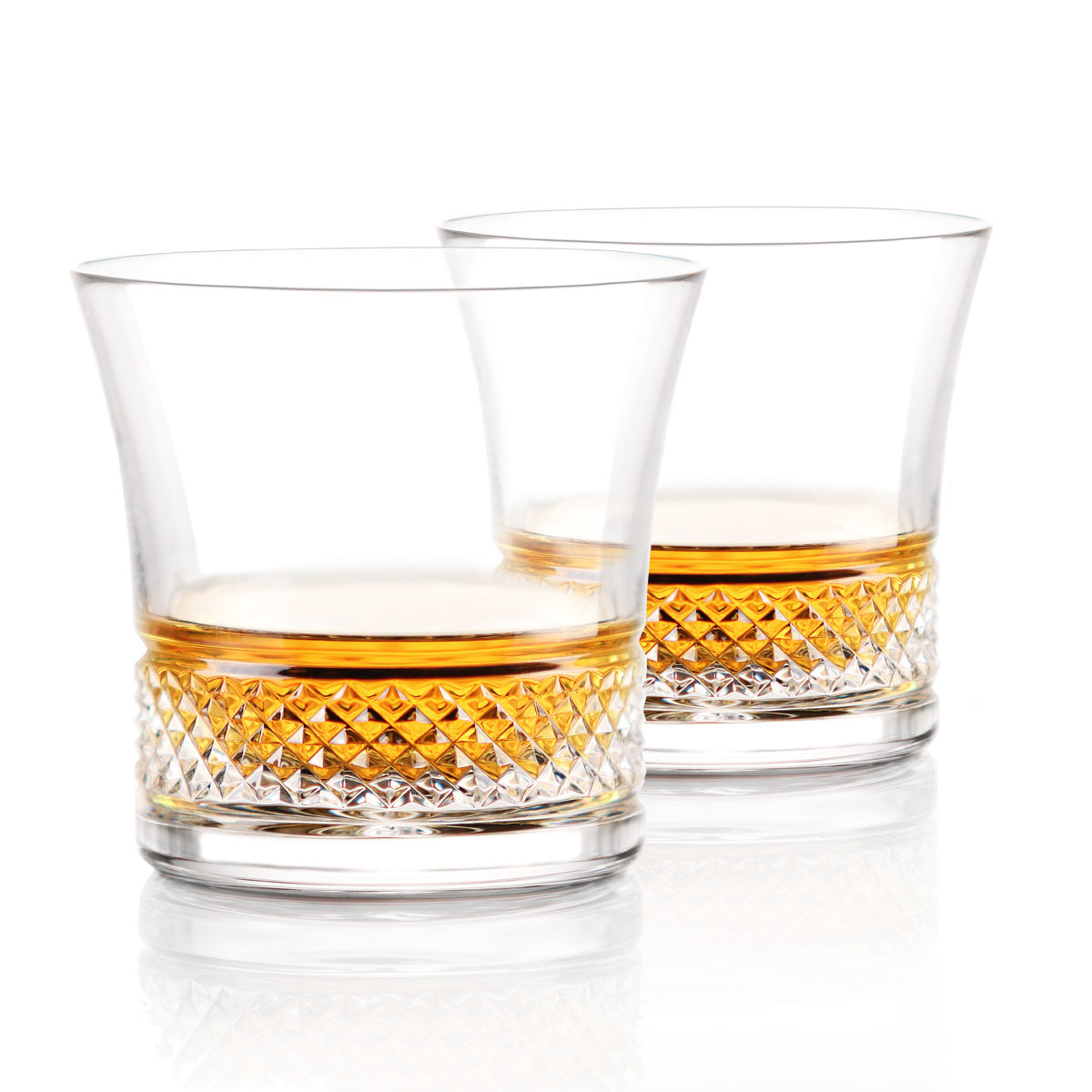 Cashs Ireland, Cooper Regal Scotch Whiskey Glasses, 1+1 Free