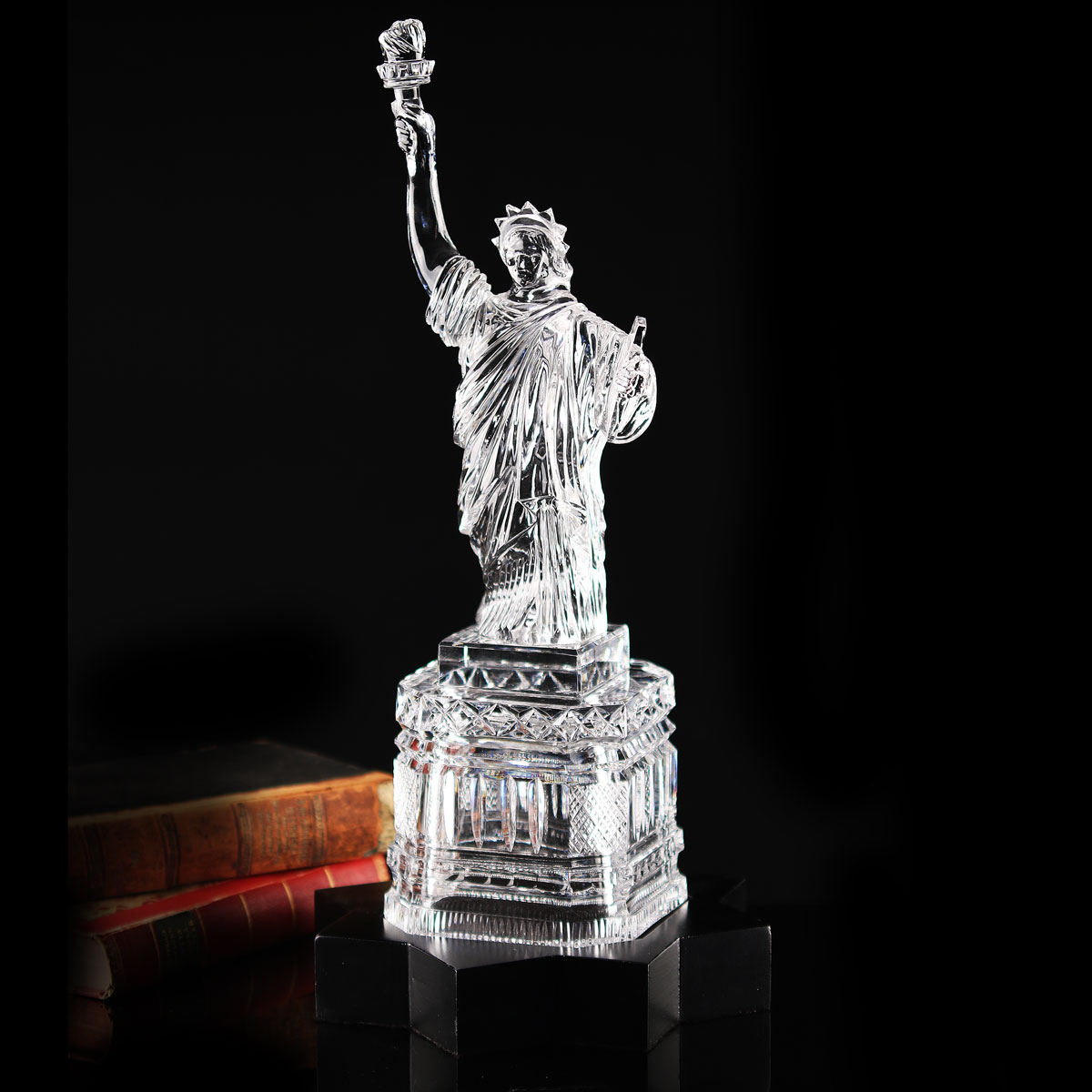 Cashs Ireland Art Collection, Lady Liberty Sculputre, Limited Edition