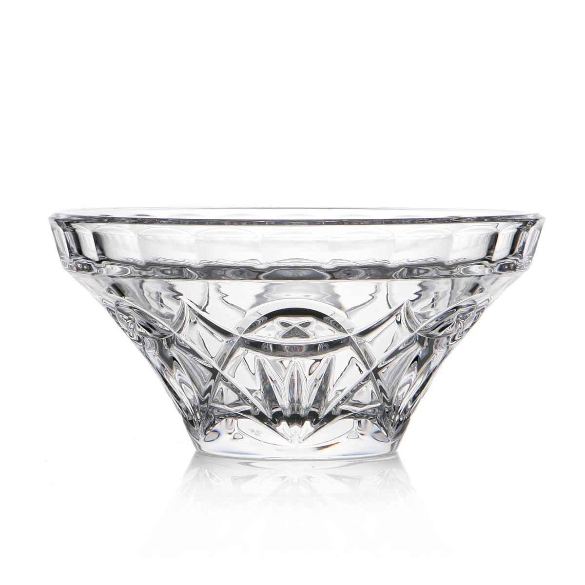 "Cashs Ireland, Celtic Ring 6"" Crystal Bowl"