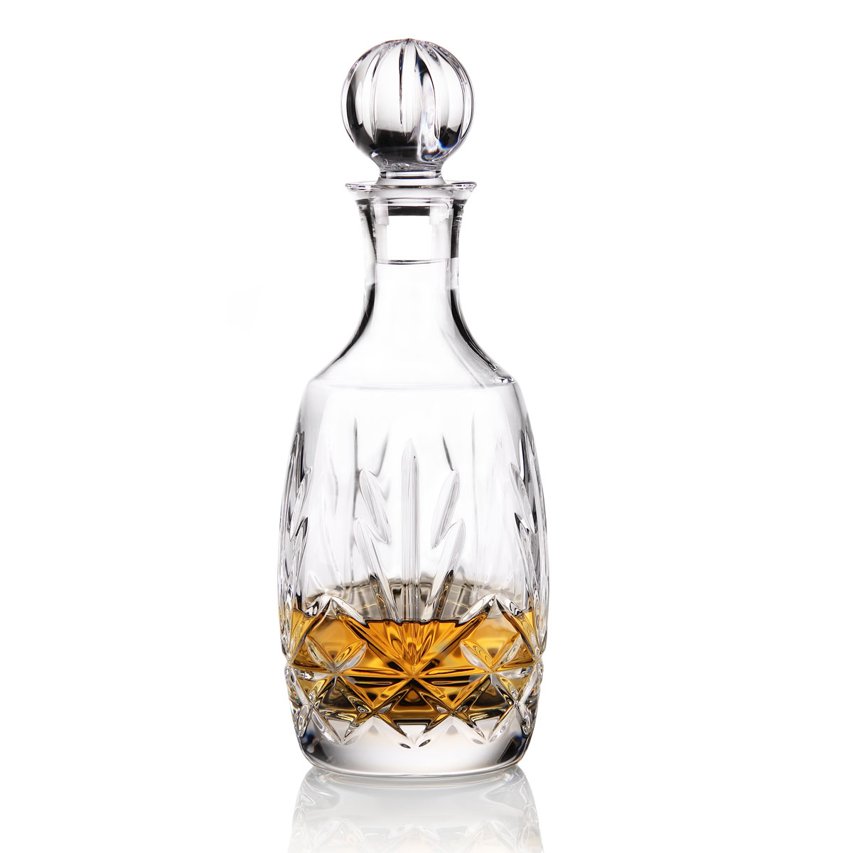 Cashs Ireland Annestown Rounded Decanter