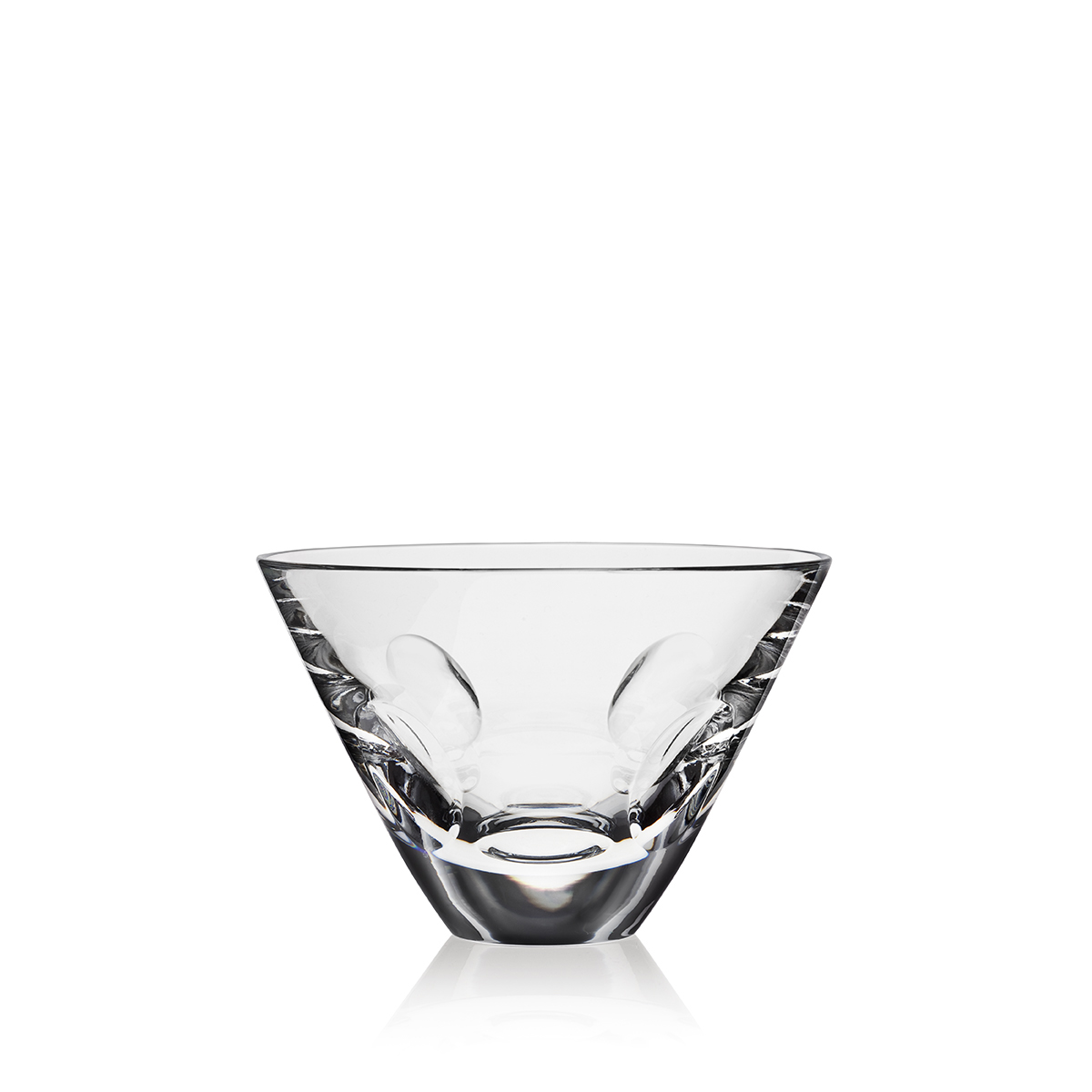 Steuben Verve Cocktail Glass, Single