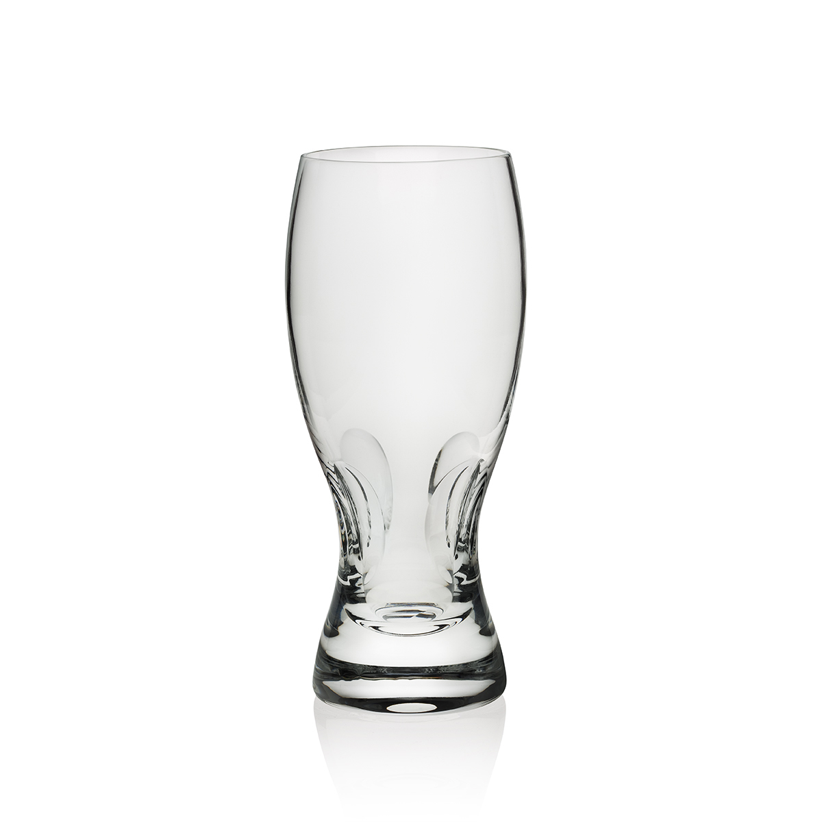 Steuben Verve Pilsner Glass, Single