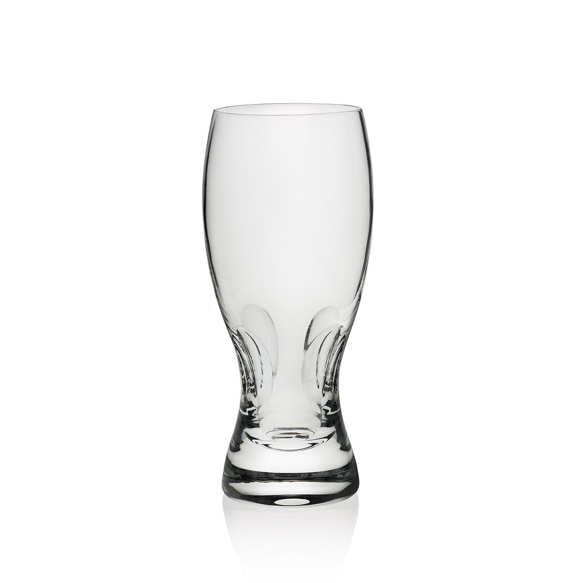 Steuben Verve Pilsner Glass, Single