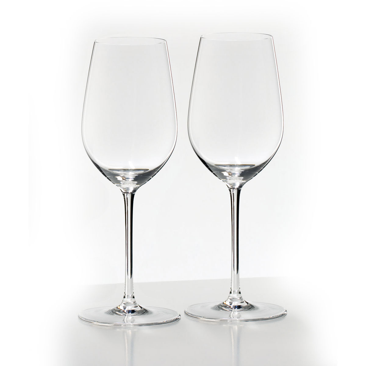Riedel Sommeliers, Hand Made, Riesling Grand Cru Crystal Wine Glasses, Pair