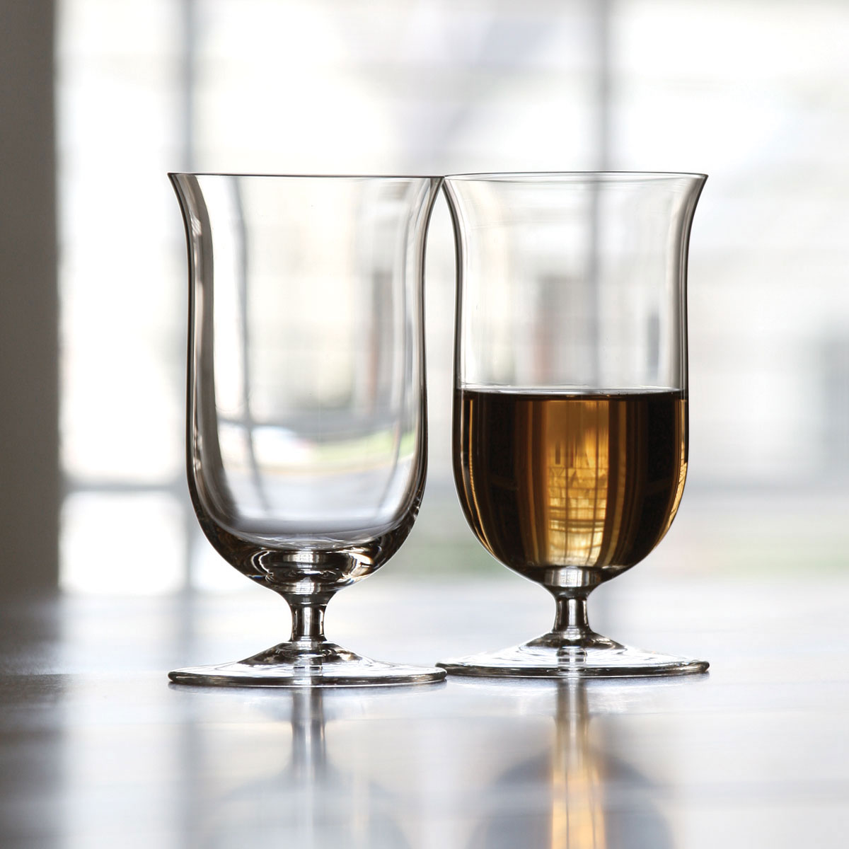 Riedel Sommeliers, Hand Made Crystal Wine Glass, Single Malt Whiskey Crystal Glasses, Pair