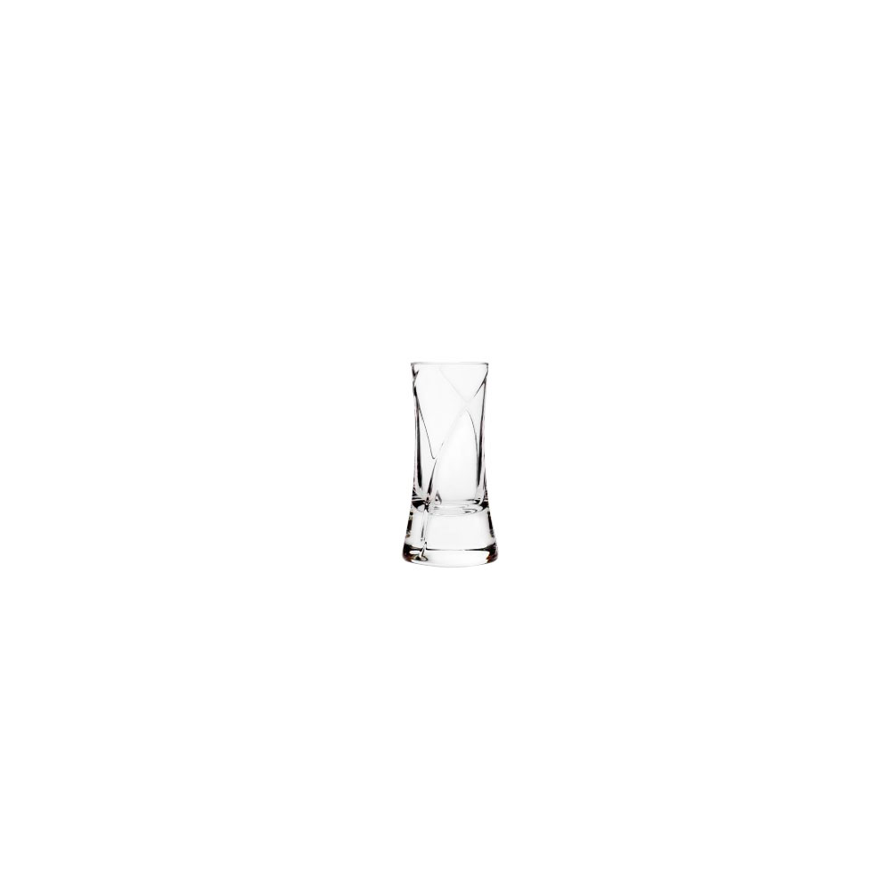 Steuben Whisper Shot Glass, Single