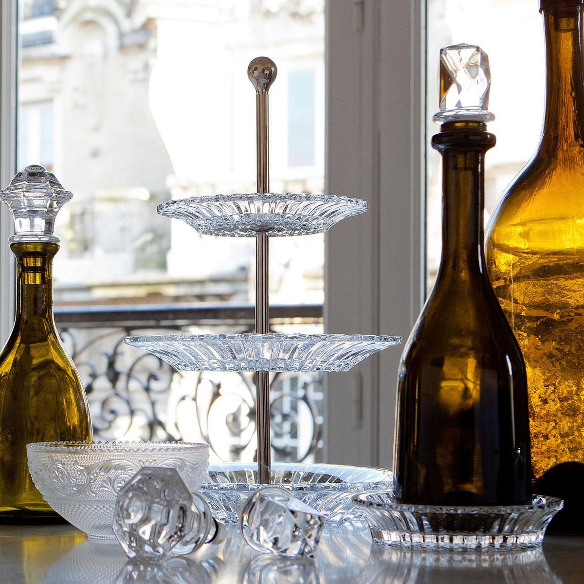 Baccarat Crystal Universal Tip-Top Louxor Bottle Stopper