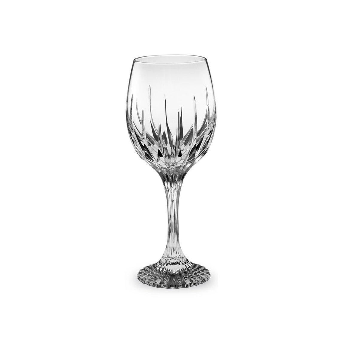 Baccarat Crystal, Jupiter Crystal White Wine Glass, Single