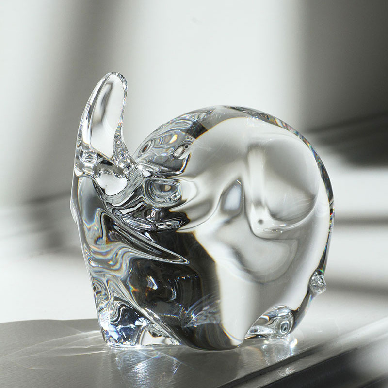 Baccarat Crystal, Minimals Little Elephant
