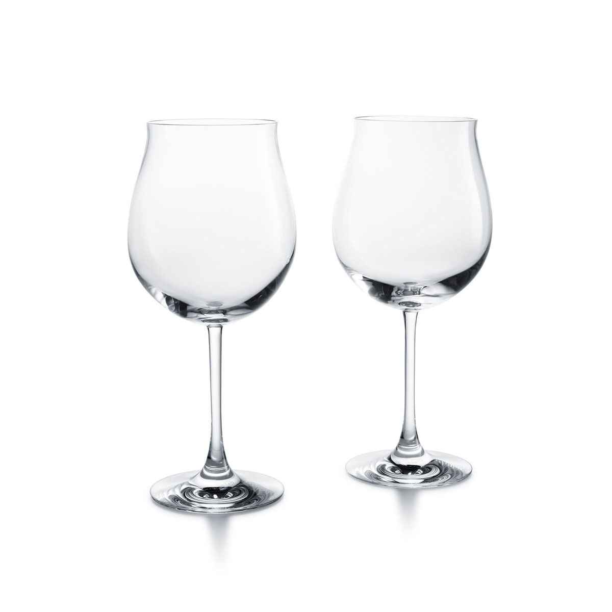 Baccarat Crystal, Degustation Grand Burgundy, Boxed Pair