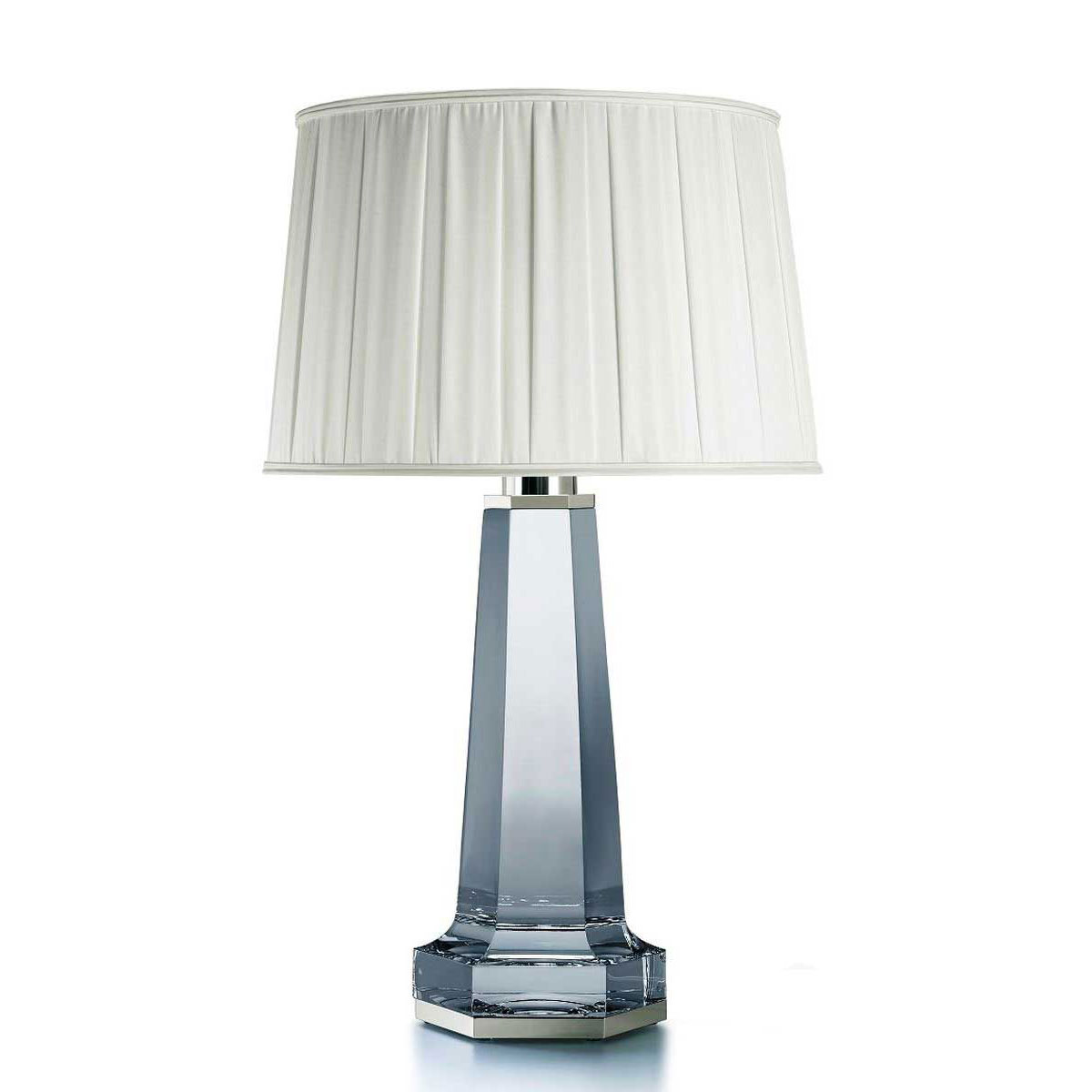 Baccarat Crystal, Krysta Crystal Lamp