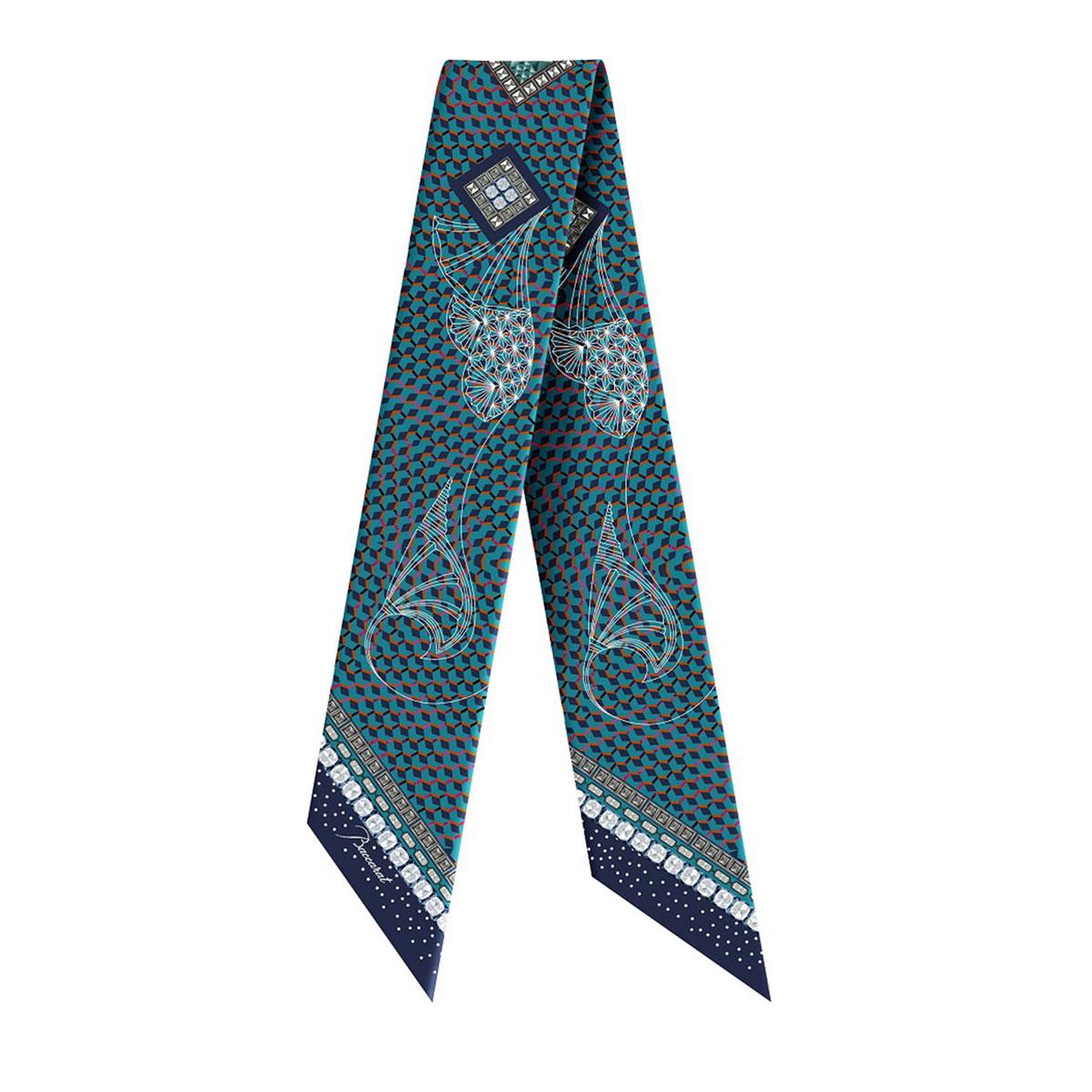 Baccarat Louxor Silk Tie 3