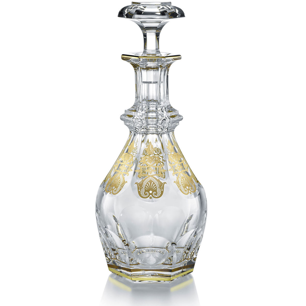 Baccarat Crystal, Harcourt Empire Large Decanter