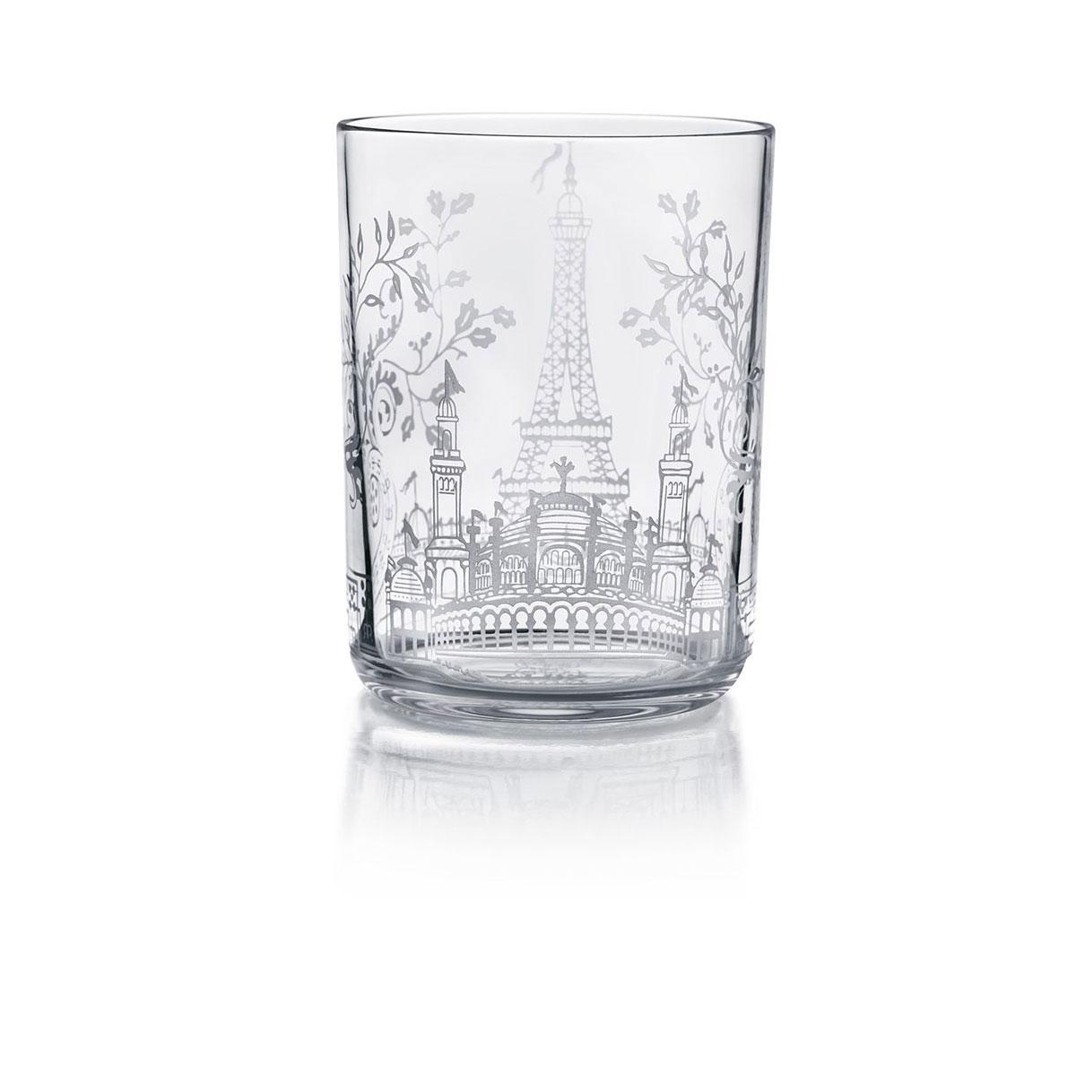 Baccarat Crystal, Heritage Tumbler, Paris 1889, Single