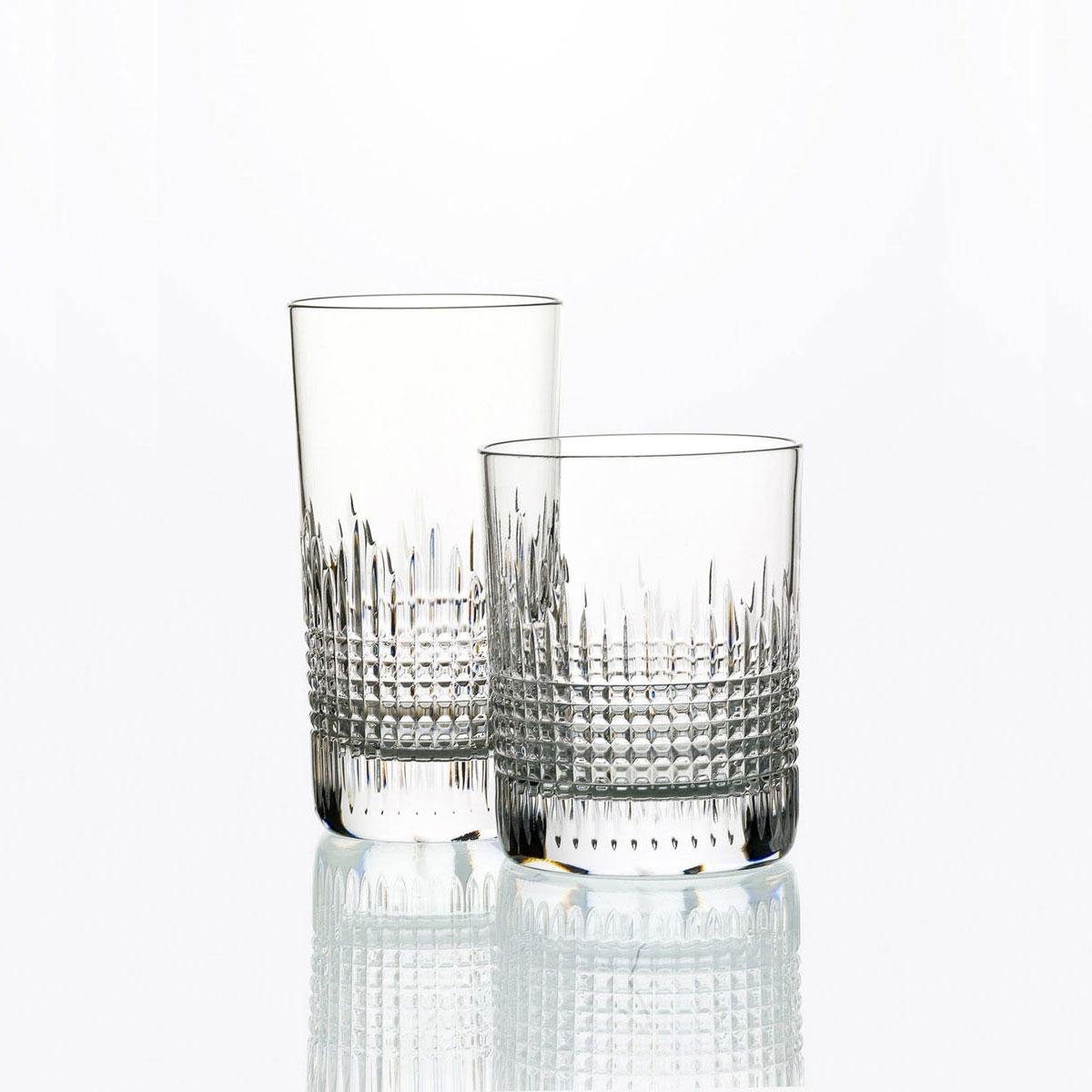 Baccarat Crystal, Nancy DOF Tumbler No.2, Pair