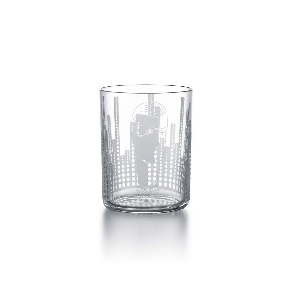 Baccarat Crystal, Legend New York 1934 Tumbler