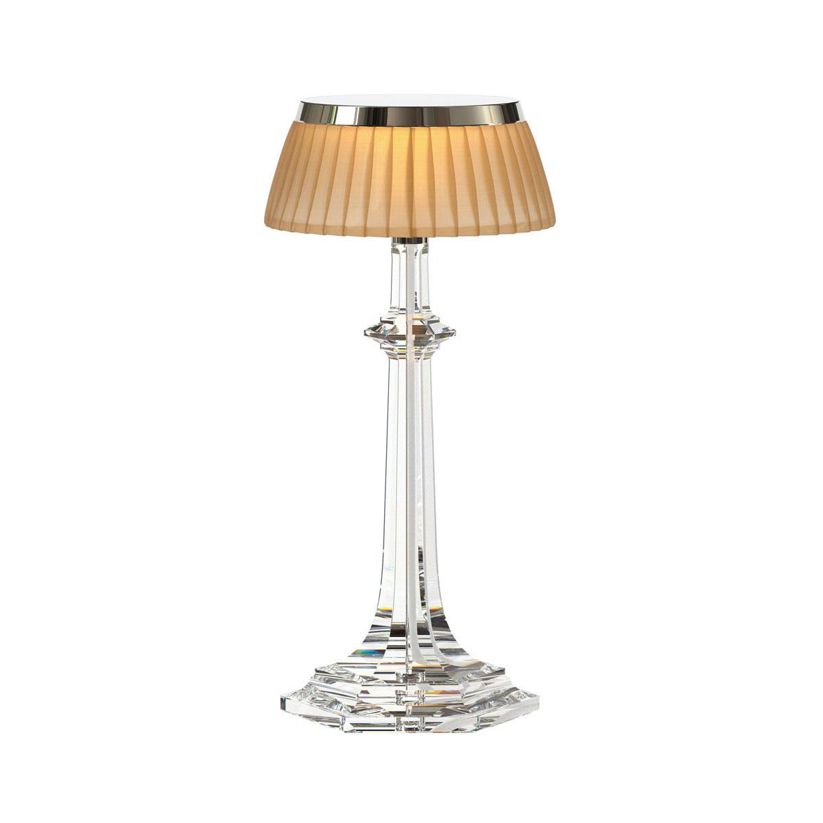 Baccarat Crystal, Crystal Lamp Bon Jour Versailles, Small