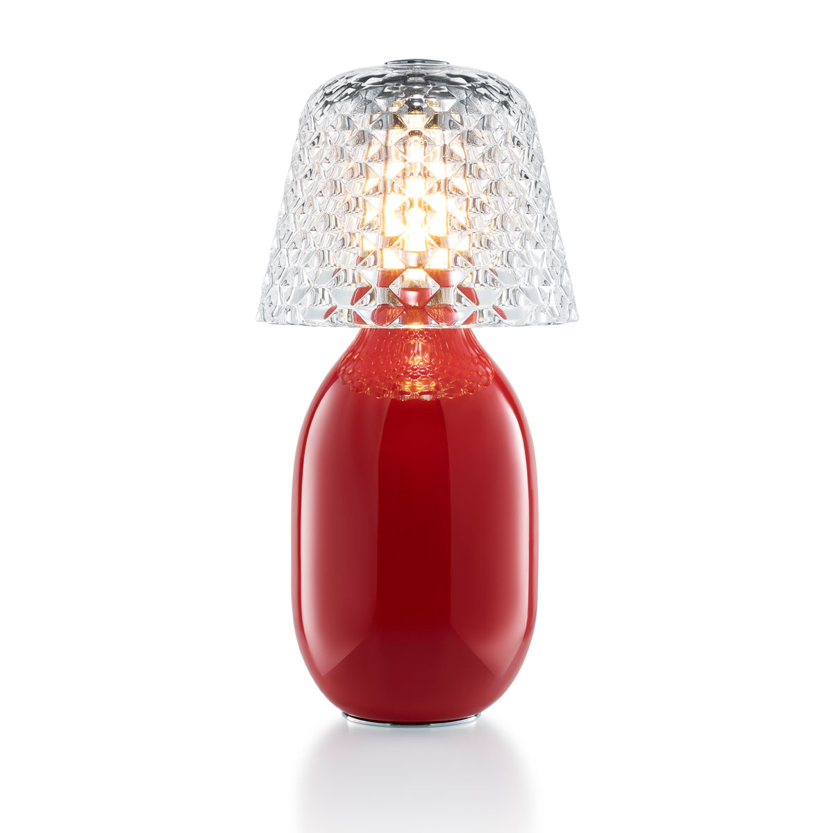 Baccarat Baby Candy Lamp Red