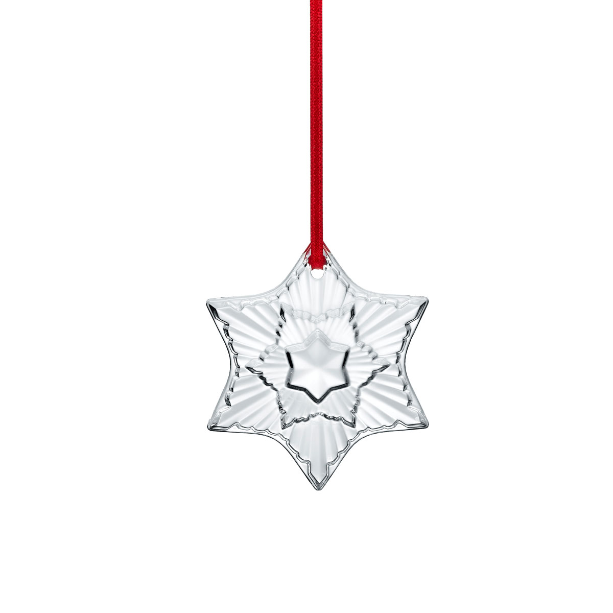 Baccarat 2020 Annual Christmas Ornament, Clear