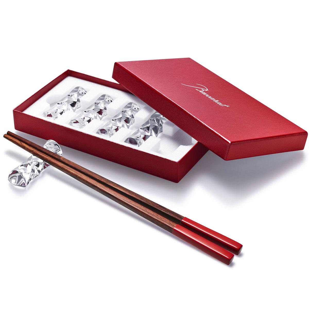 Baccarat Swing Chopstick Stand Set of 5