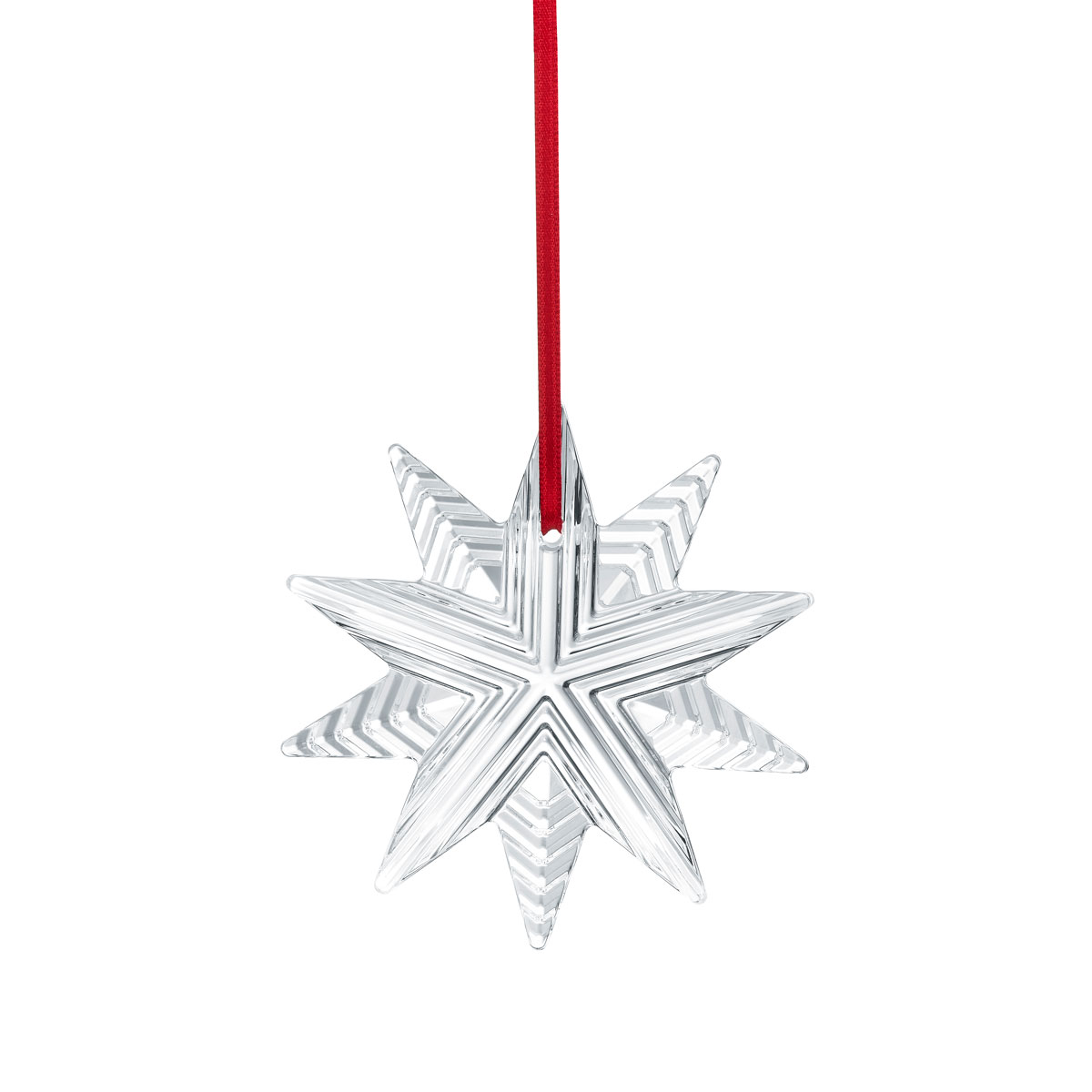 Baccarat 2021 Annual Christmas Ornament, Clear