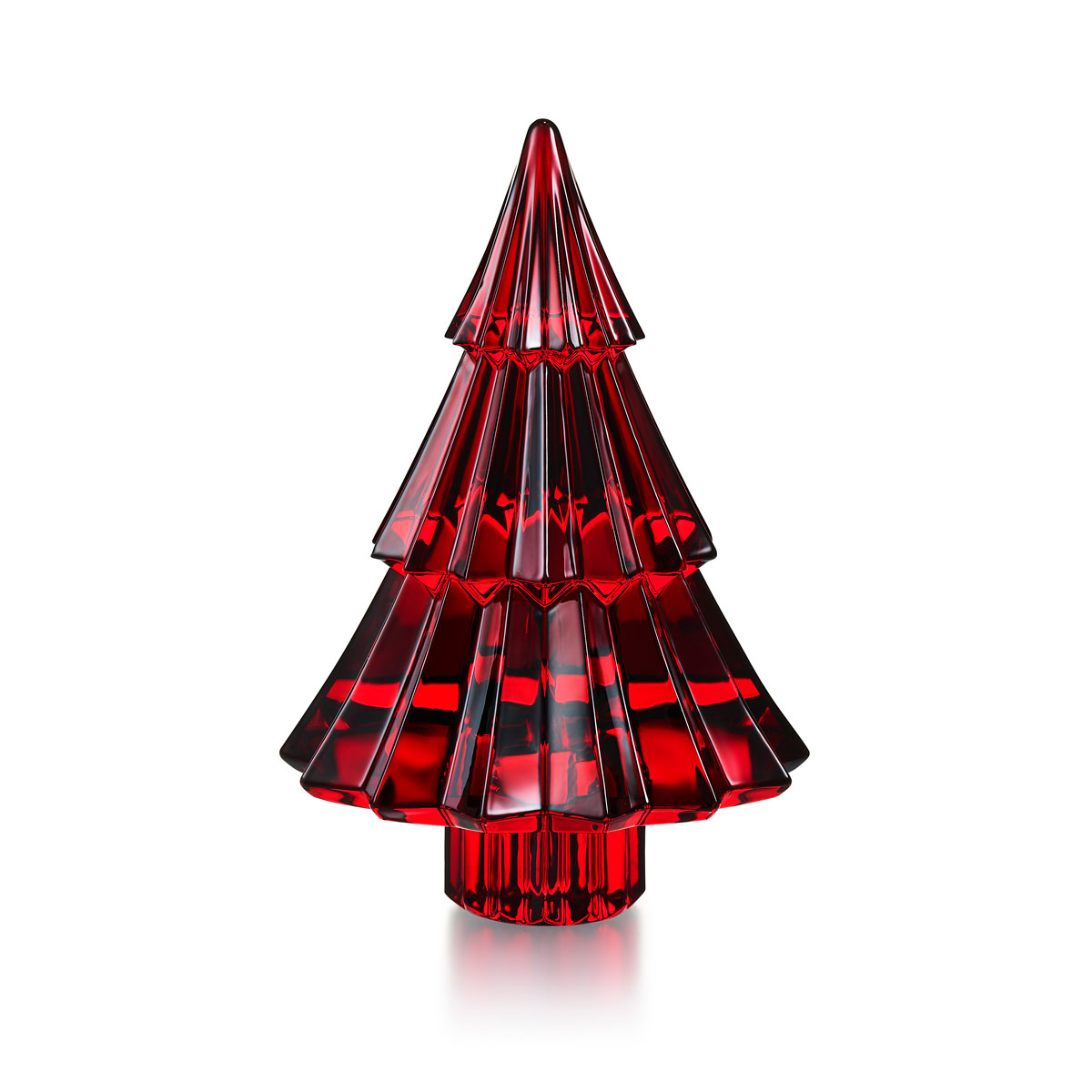 """Baccarat 2021 Mille Nuits 5"""" Fir Tree, Red"""