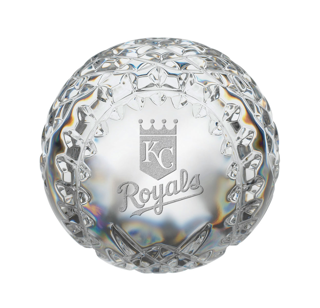 Waterford MLB Kansas City Royals Baseball