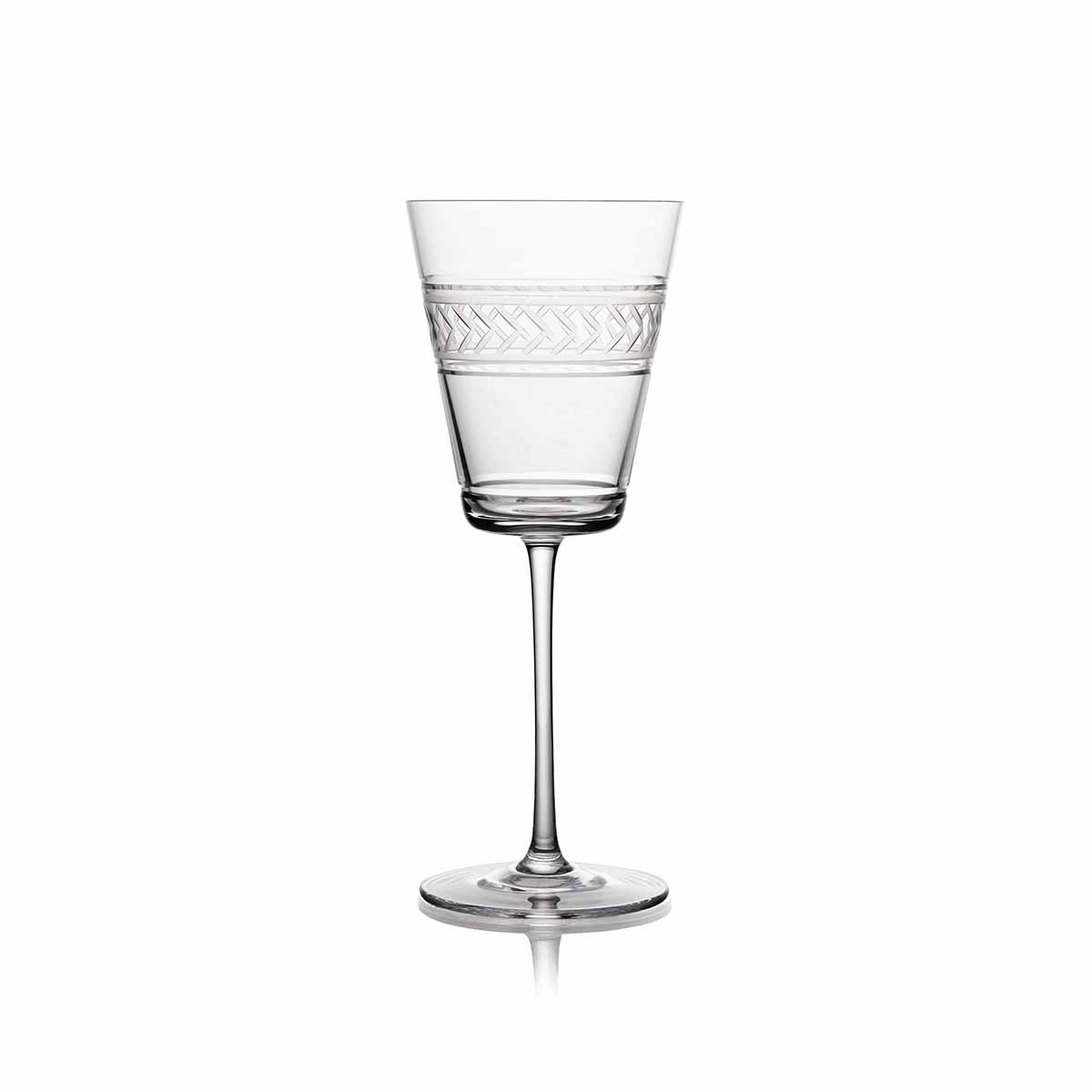 Michael Aram, Palace Crystal Wine Glass, Pair