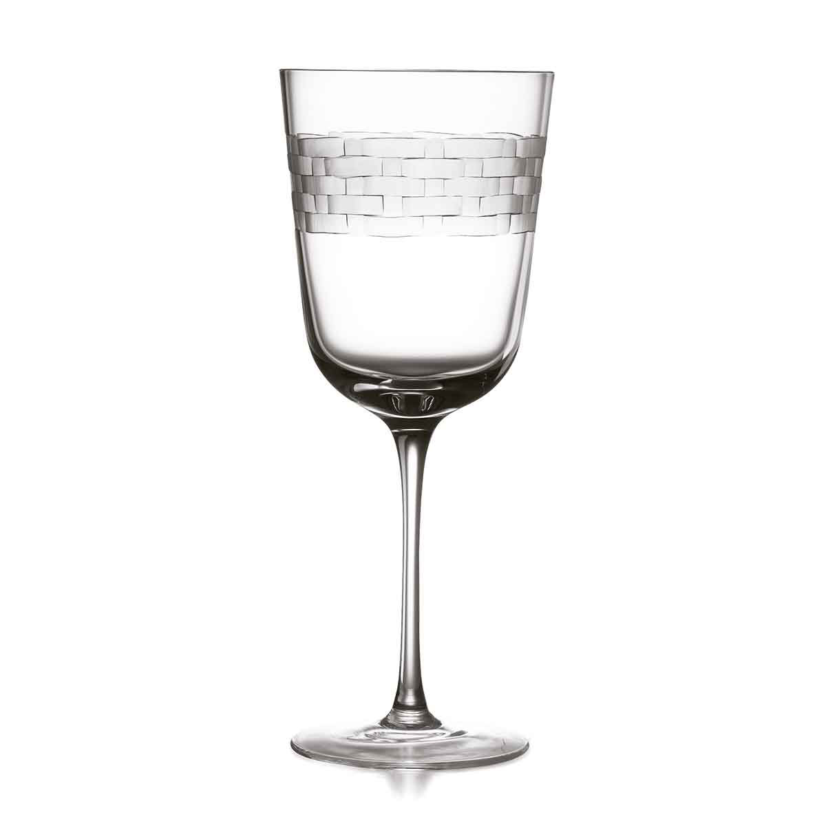 Michael Aram, Palm Crystal Wine Glass, Single