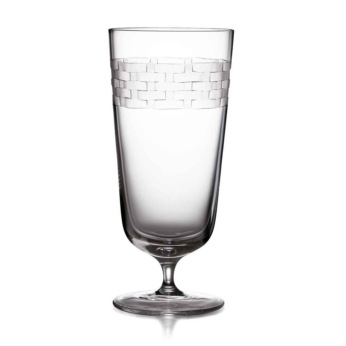 Michael Aram, Palm Ice Tea Glass, Single