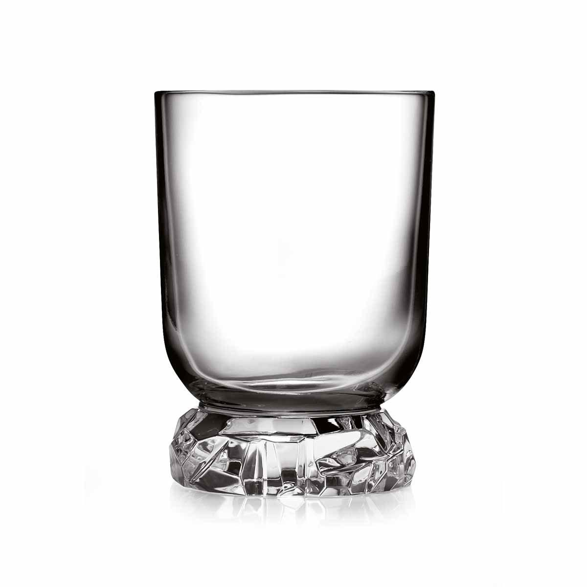 Michael Aram, Rock Crystal DOF Tumbler Glass, Single