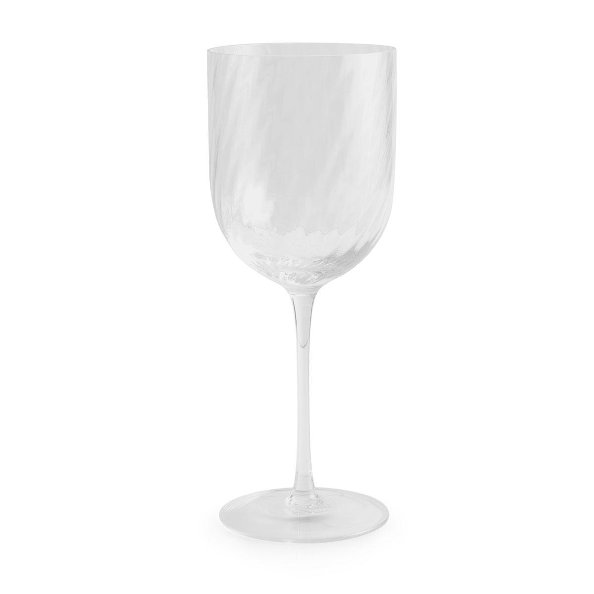 Michael Aram Twist Diamond Water Glass, Single