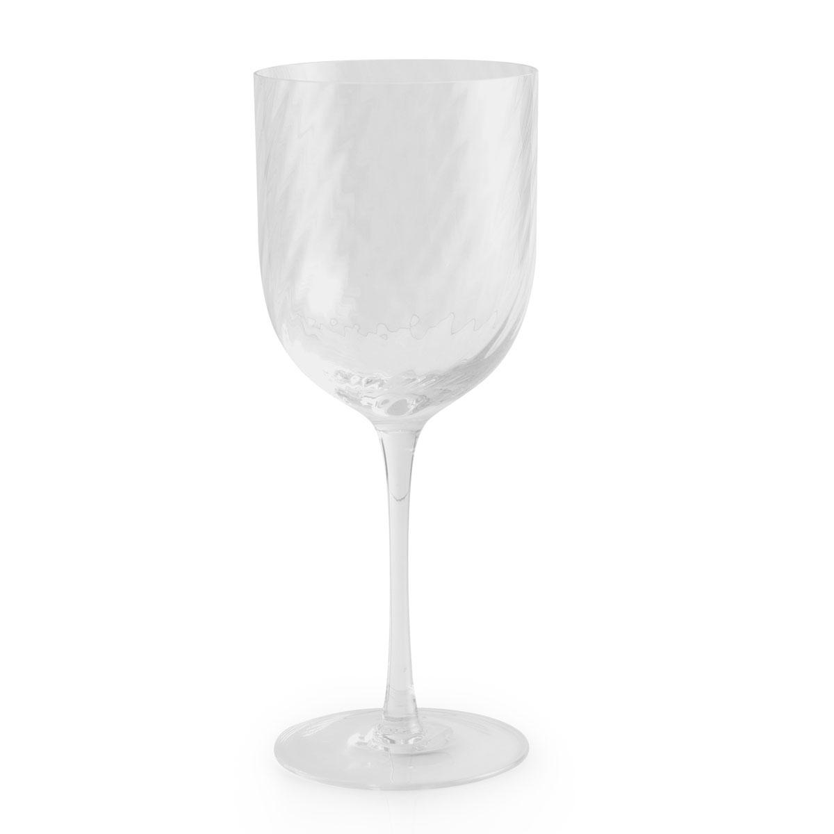 Michael Aram Twist Diamond Wine Glass, Single