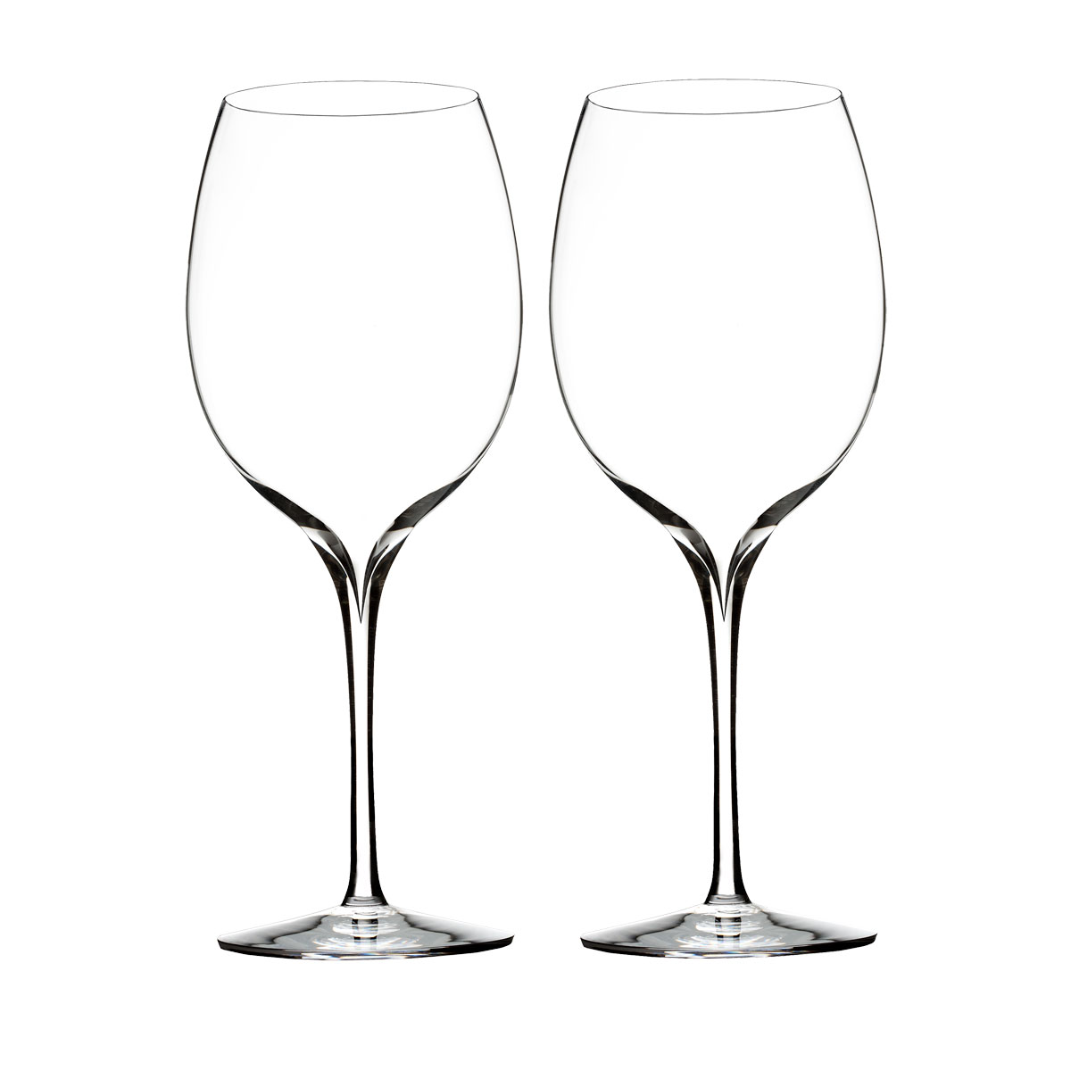 Waterford Crystal, Elegance Pinot Grigio Crystal Wine Glasses, Pair
