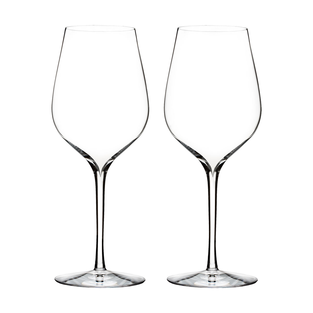 Waterford Crystal, Elegance Sauvignon Blanc Crystal Wine Glasses, Pair
