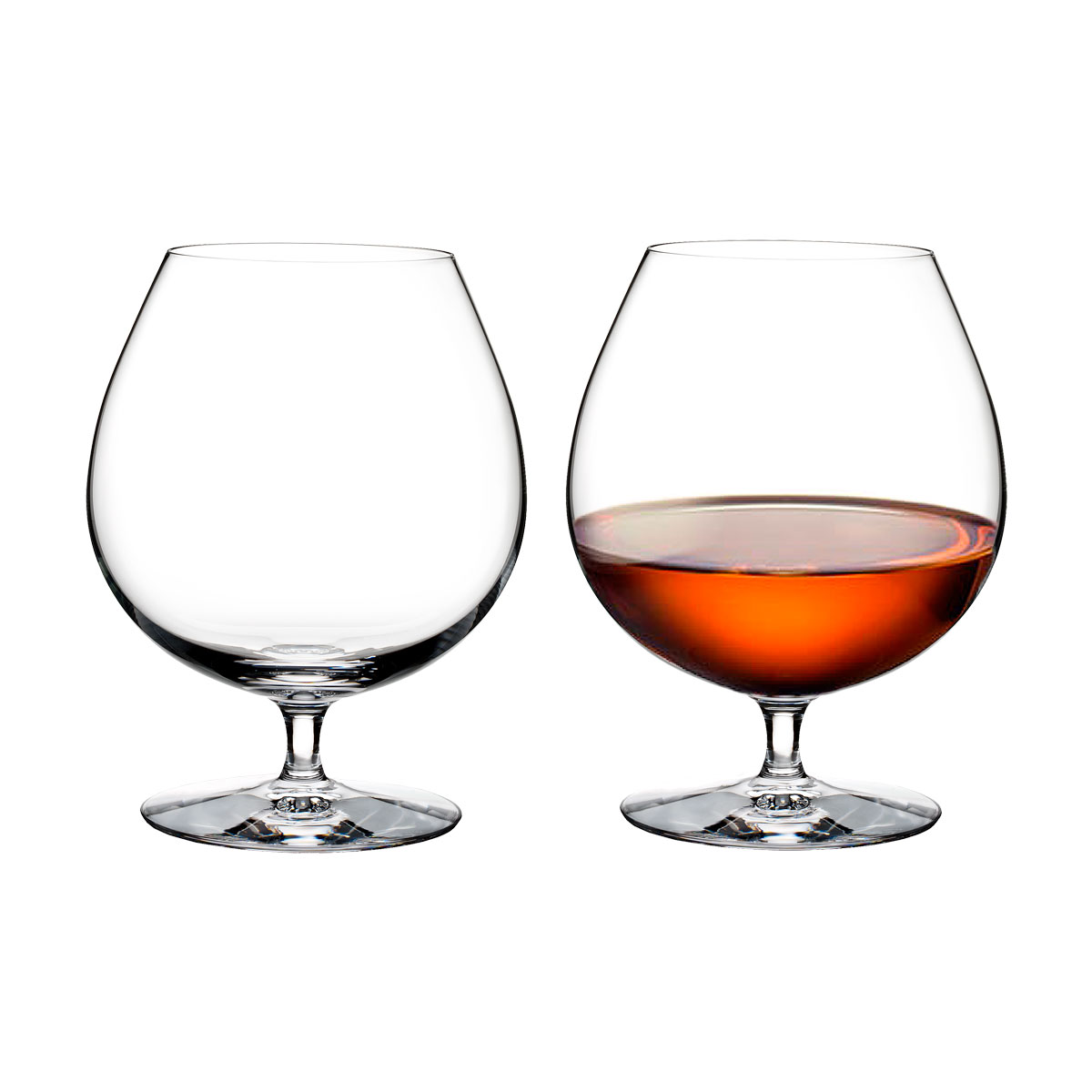 Waterford Crystal, Elegance Brandy Glass, Pair