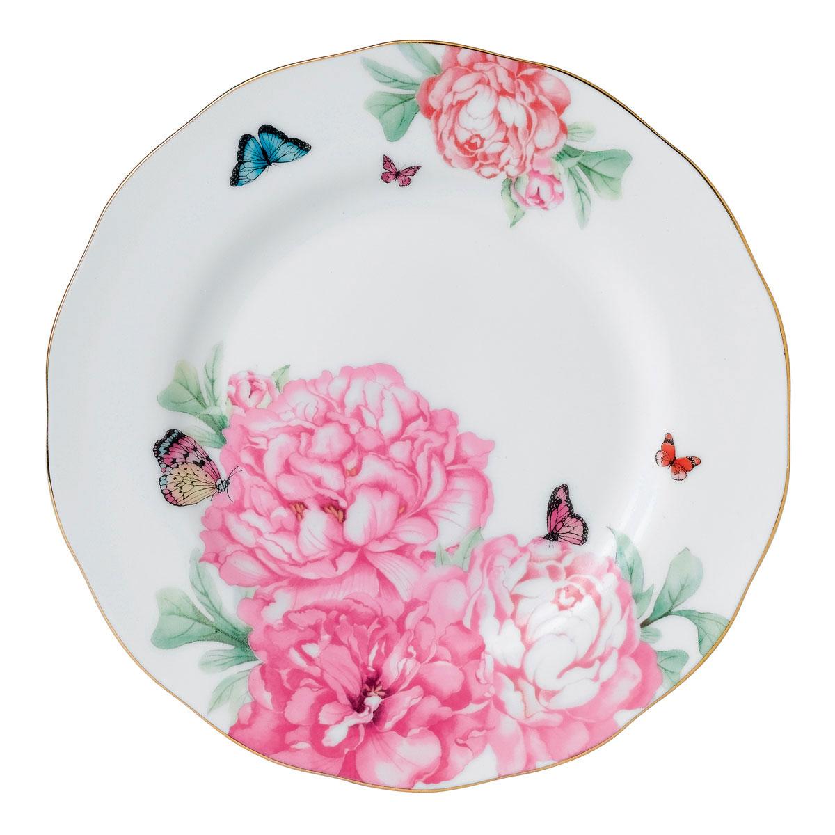 "Royal Albert Friendship Salad Plate 8"""
