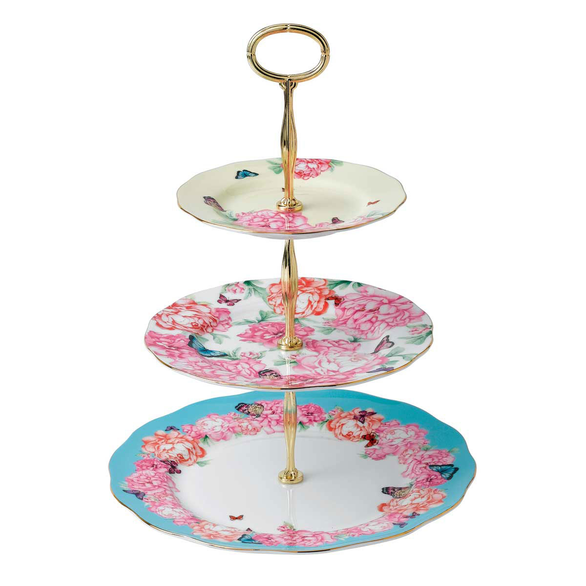 Miranda Kerr For Royal Albert Three Tier Cake Stand