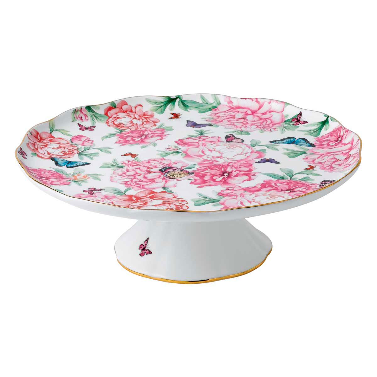 Miranda Kerr For Royal Albert Gratitude Cake Stand, Large