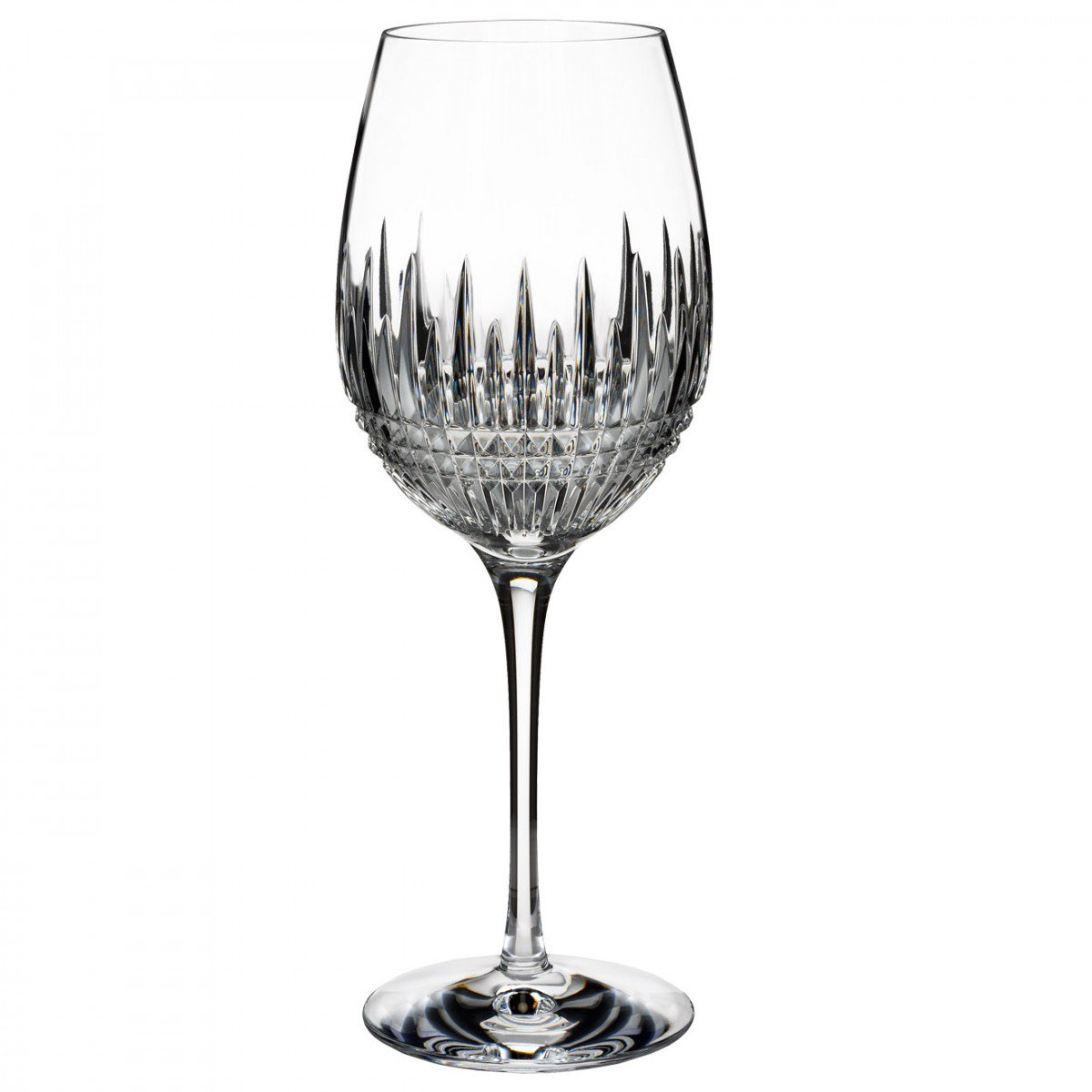 Waterford Crystal, Lismore Diamond Essence Crystal Goblet, Single
