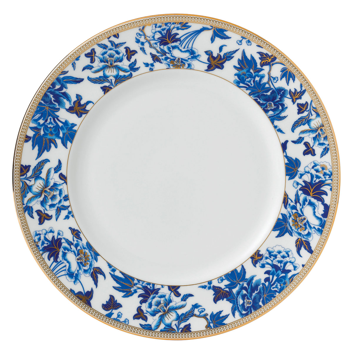 Wedgwood Dinnerware Hibiscus Accent Dinner Plate