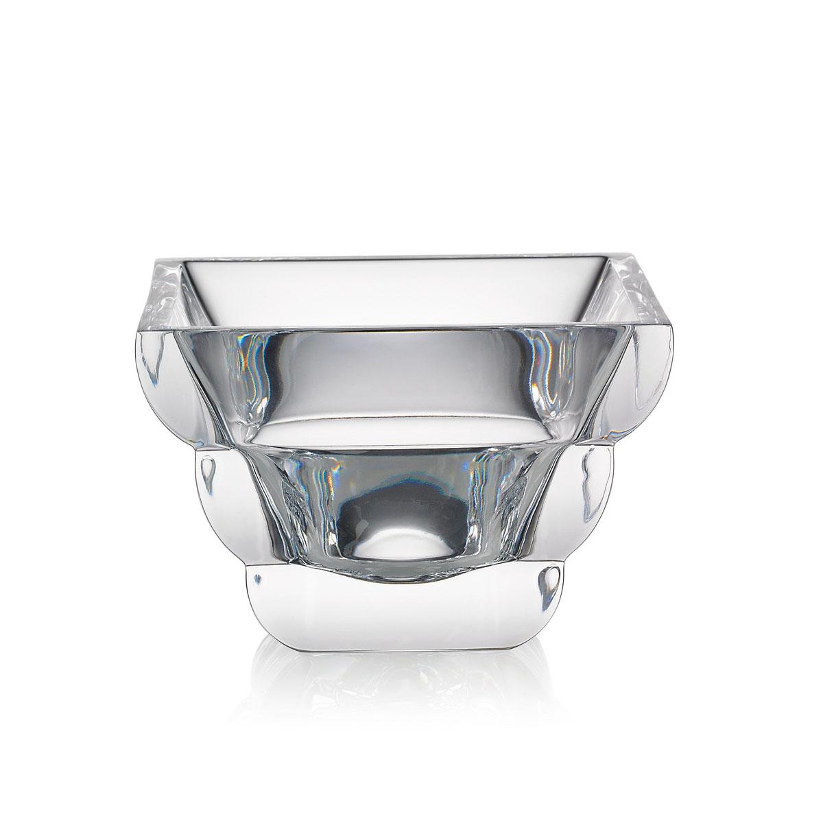 "Rogaska Crystal, Adria 4 1/2"" Crystal Bowl"
