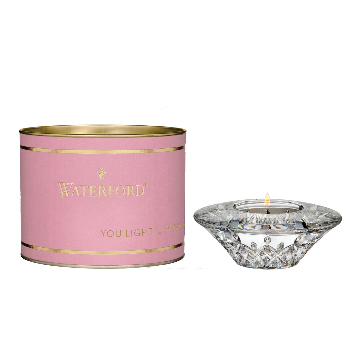 Waterford Crystal, Giftology Lismore Crystal Votive