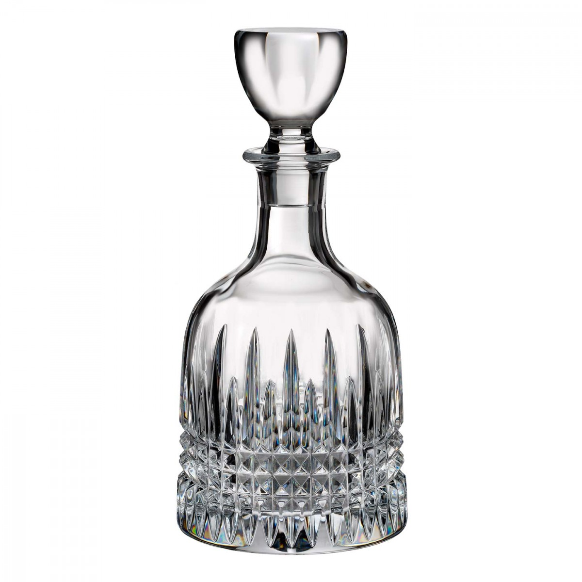 Waterford Crystal, Lismore Diamond Bottle Crystal Decanter