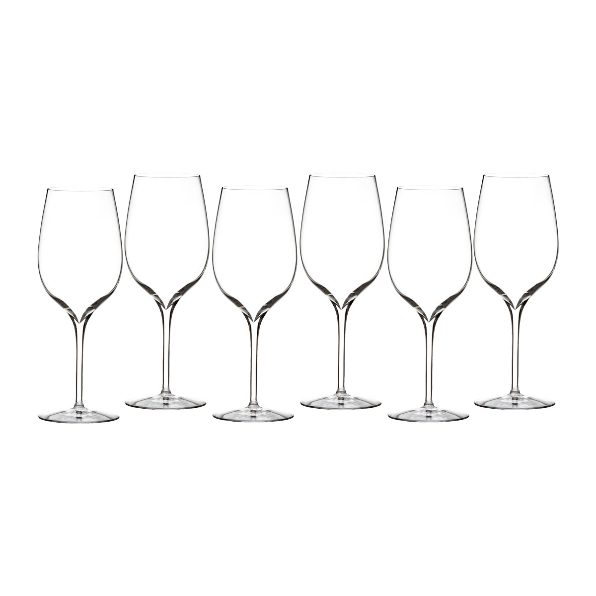 Waterford Crystal, Elegance Wine Tasting Party, Set of Six