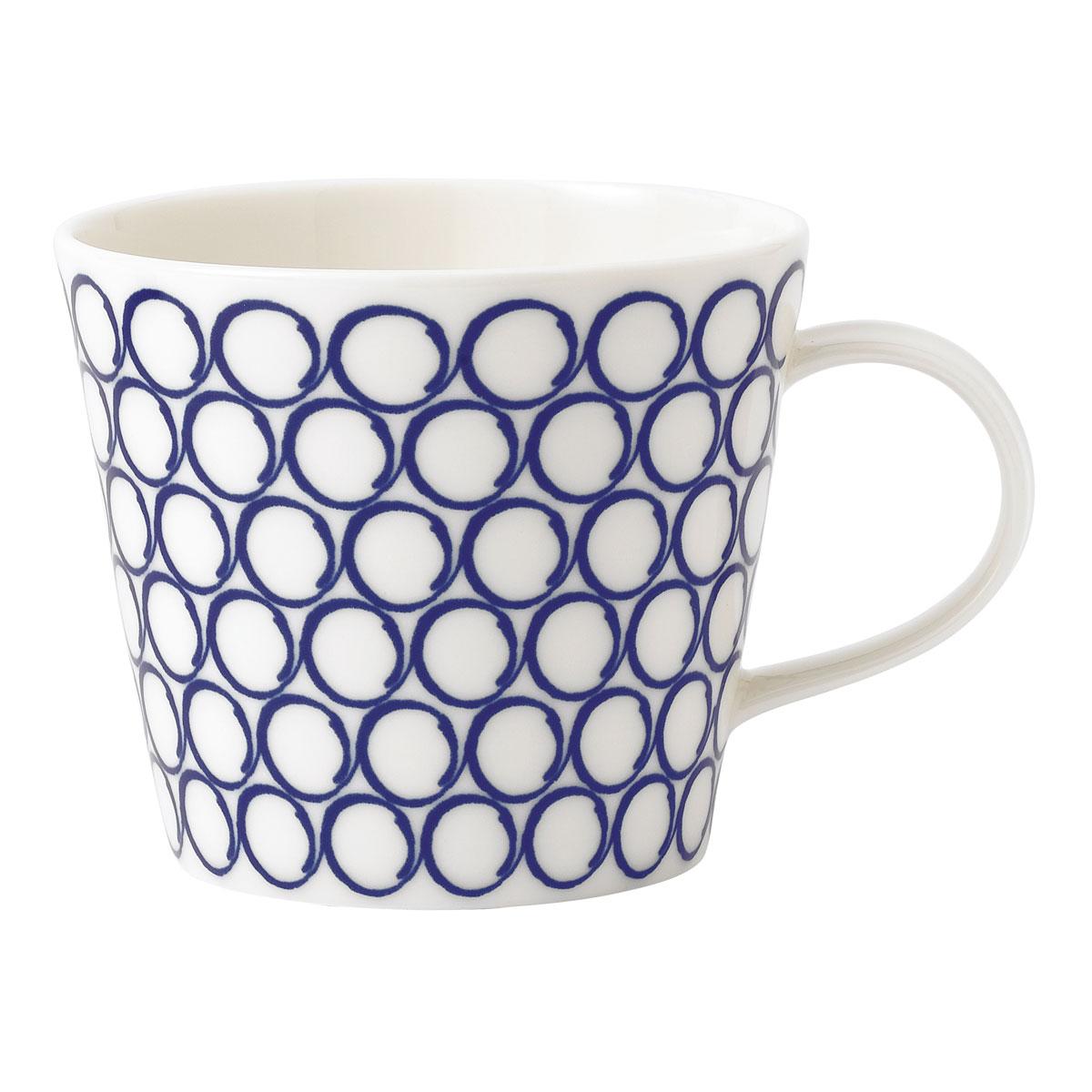 Royal Doulton Pacific Mug Circle Repeat, Single