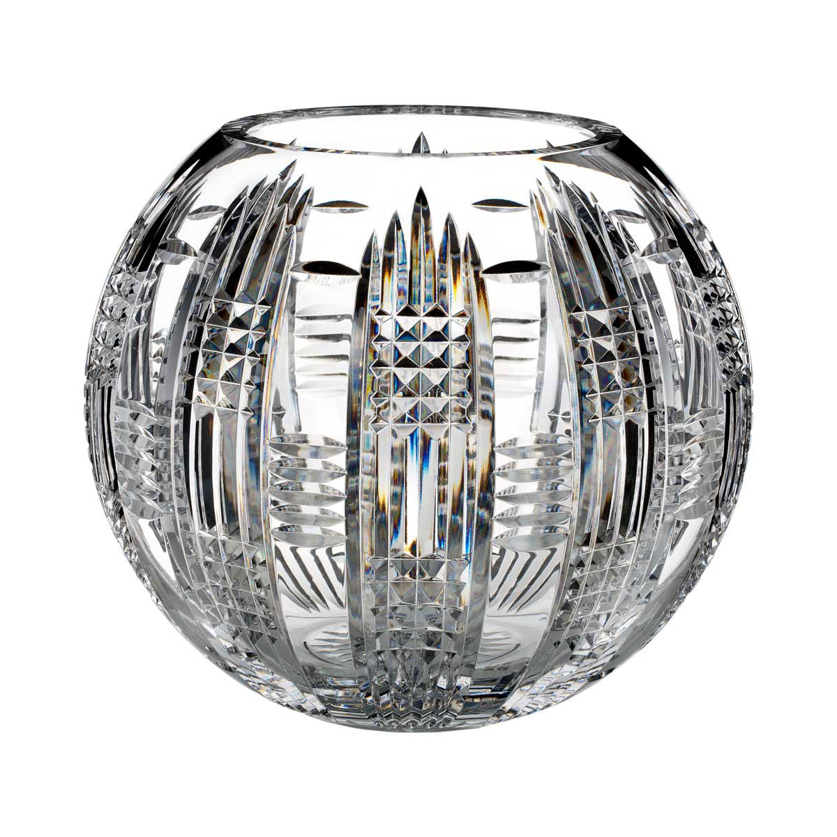Waterford Crystal, House of Waterford Tom Cooke Dungarvan Crystal Rose Bowl, Limited Edition of 250