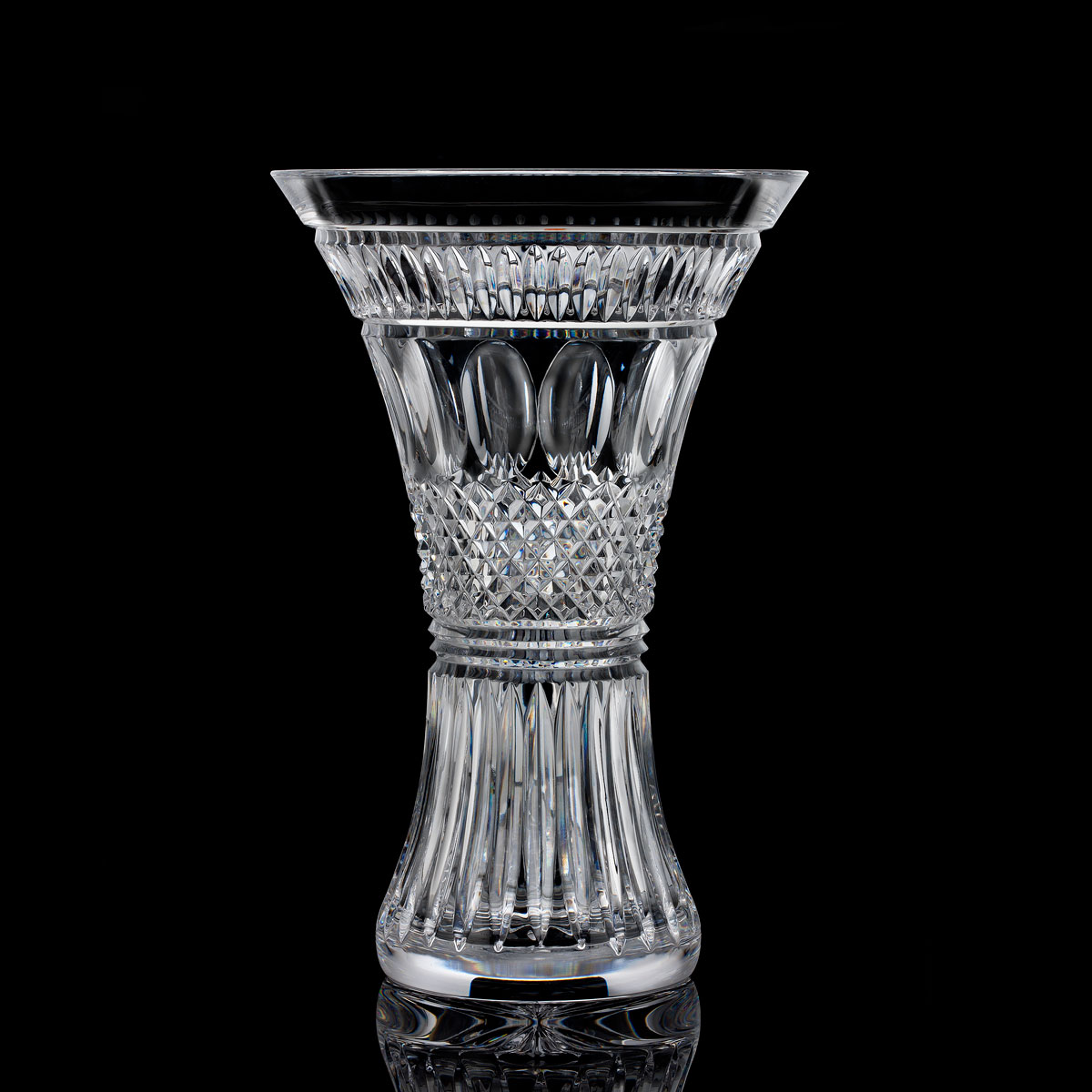 Waterford Crystal, House of Waterford Trilogy Colleen Crystal Vase