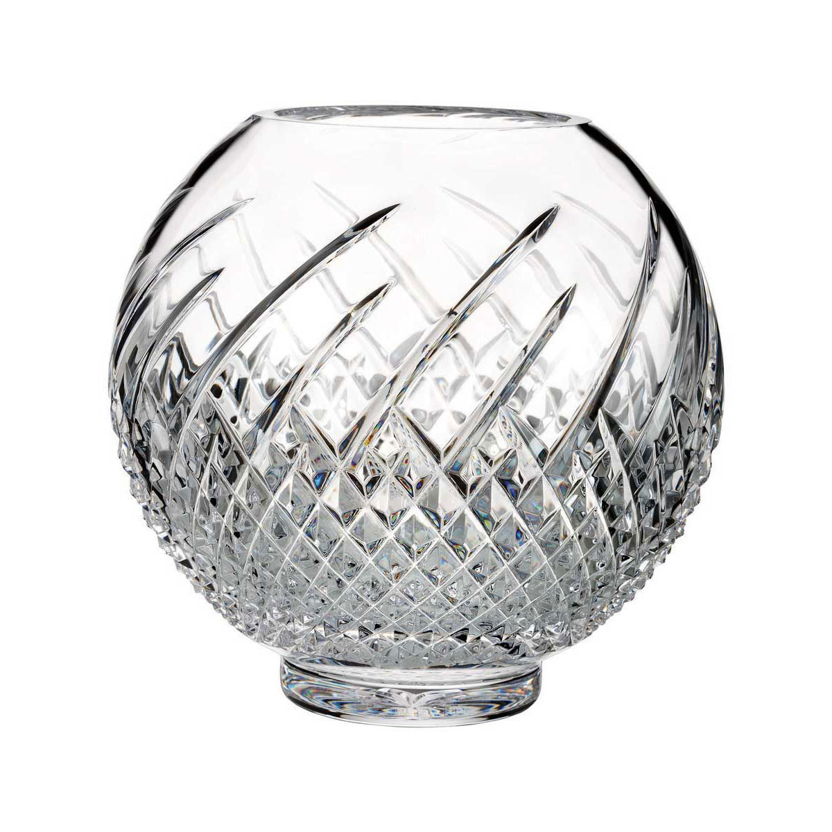 Waterford Crystal, House of Waterford Wild Atlantic Way Crystal Rose Bowl